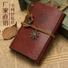 2019 vintage style leather cover notebook journal diary pirate blank string nautical feida diary book whole from simon528 32 17 dhgate com