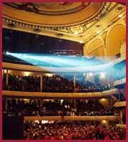 Hammerstein Ballroom Tickets Premium Seats Seating Charts