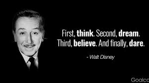 Inspirational Quotes from Walt Disney About Dreams