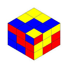 Rubik's Cube Patterns 3x3 Beauteous Some Rubik's Cube Patterns