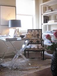 post glass home office desks. Lucite Desk Post Glass Home Office Desks