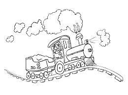 Polar Express Coloring Pages Printable Allmadecine Weddings