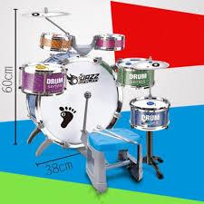 l555 5 big child beginner toy shelf drum baby jazz drum 3 6 year