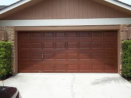 garage door wood lookFaux Wood Painting  Everything I Create  Paint Garage Doors To