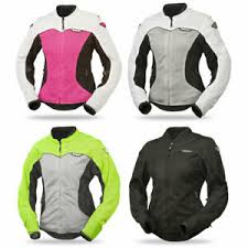 Details About 2018 Fly Racing Womens Flux Air Mesh Street Motorcycle Jacket Pick Size Color