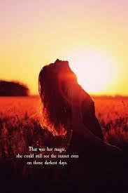 Her Magic Atticuspoetry Atticus Poetry Sunset Magic