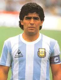 Diego Maradona in Österreich | Redaktion Österreichisches Pressebüro