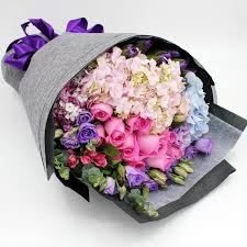 How To Wrap Flower Bouquet In Paper Buy Paper Flower Bouquets Magdalene Project Org