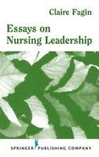 nursing essays health treatments medicine  essays on nursing leadership cultural and policy issues across the lifespan by