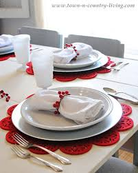 red and silver table decorations. View Larger. Red White And Silver Table Decorations O