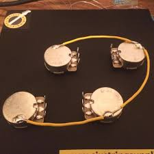 six string supplies how to wire a les paul 50s wiring les paul 50s wiring harnass capacitors and grounding