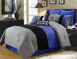 comforter heaven poppy flower blue