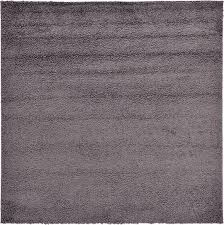 dark gray x solid frieze square rug area rugs erugs within square rugs x decorations