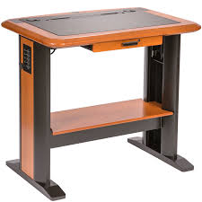 sit stand executive desk intended for popular home executive standing desk remodel zabaia com