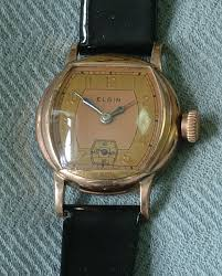 antique up to 1930 s a trebor s vintage watches 5458 elgin antique 20 s vintage big crown wristwatch