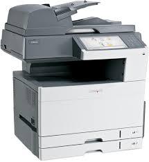 Lexmark Network Color Laser Printerll L