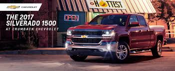 2017 Chevy Silverado 1500 Overview | Crumback Chevy | New Haven, IN