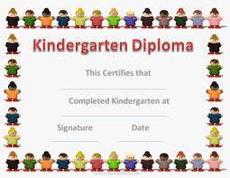 Printable Certificates For Graduation Www Topsimages Com Preschool