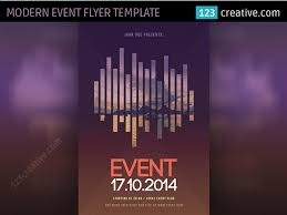 Simple Event Flyers Modern Event Flyer Template Psd On Behance Simple Event Flyer