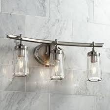 industrial bathroom vanity lighting. Poleis 3-Light 24\ Industrial Bathroom Vanity Lighting G