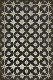 vintage vinyl floor cloths vesper area rug