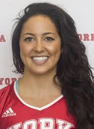 Kirsten Dillon - Women's Volleyball - York University Athletics