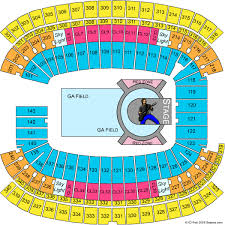 Map Of Gillette Stadium Gillette Stadium Seating Chart Rows
