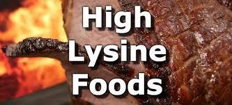Top 10 Foods Highest In Lysine