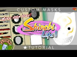 Along with the codes find the process of redeeming them. Shinobi Life Mask Codes 05 2021