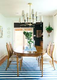 dining room rugs on carpet. 10 Tips For Getting A Dining Room Rug Just Right Table Eclectic . Rugs On Carpet