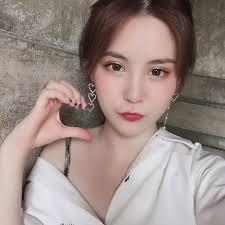 <b>Yang Liujia</b> original accessories, so love stud earrings <b>fashion</b> soft ...