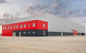 Small Industrial Building Design Steel Warehouse Building Kits Metal Warehouses Gensteel