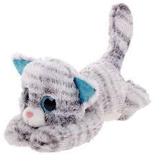 <b>Мягкая игрушка Fancy Глазастик</b> Кот 15 см — купить по выгодной ...