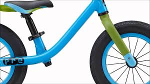 Giant Pre Balance Bike Youtube