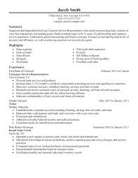 Sample Resume Of Cashier Customer Service Topshoppingnetwork Com