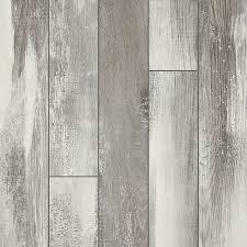 Grey Wood Laminate Flooring Shop Pergo Iceland Oak Grey Wood Planks Laminate Flooring Sample