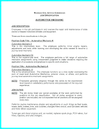 Industrial Mechanic Resume Samples Maintenance Objective Aircraft