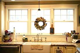 kitchen pendant lighting over sink. Over The Sink Light Above Kitchen Plus Awesome  Lighting Pendant .