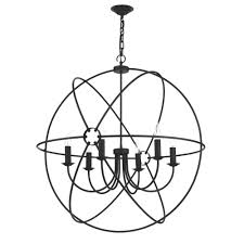 dazzling orb chandelier that enliven your home exciting orb chandelier and pendant ideas for hanging