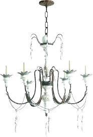 white wooden chandelier distressed wood er orb s antique woo