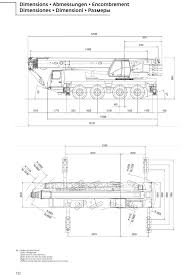 80 Ton Mobile Crane Load Chart Best Picture Of Chart