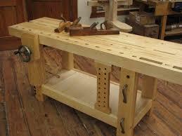 Timu0027s Hybrid Roubo Workbench  FineWoodworkingRoubo Woodworking Bench