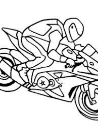 Kleurplaten Motoren Topkleurplaatnl