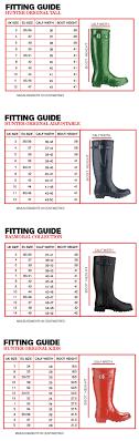 Hunter Shoe Size Chart 66 Genuine Work Boot Size Chart