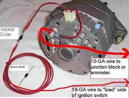 chevy alternator wiring diagram the h a m b readingrat net Chevy Alternator Wiring Diagram delco remy alternator wiring solidfonts, wiring diagram chevy 350 alternator wiring diagram
