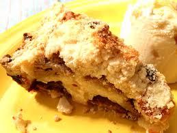 Resultado de imagem para Torta de banana com farofa