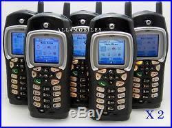 motorola i355. lot of 10 motorola i355 nextel ptt cell phones iden unlocked worldwide