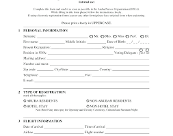 Registration Form Templates For Word Event Application Form Template Top Sample Workshop Registration