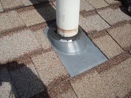 plumbing roof vent. How To Repair A Roof Flashing Boot (in Flash) Plumbing Vent