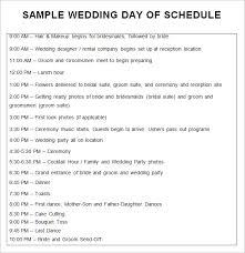 wedding reception agenda template wedding agenda template free under fontanacountryinn com